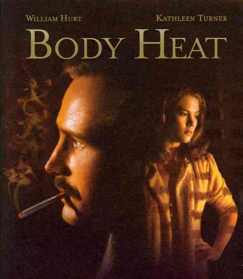BODY HEAT BY HURT,WILLIAM (Blu-Ray)